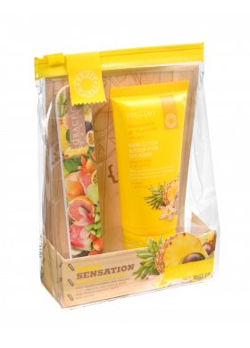 Grace Cole - Fruit Sensation Set - Ananas und Passionsfrucht
