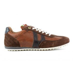 Pantofola d'Oro Scafati Low - Sneakers - Brown
